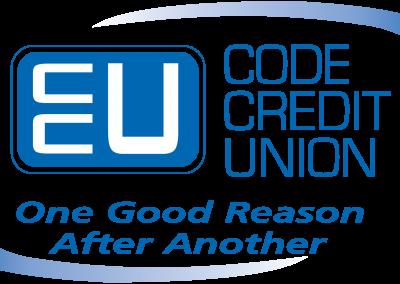 Code credit union logo