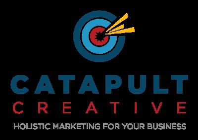 catapult creative logo sponsoring a concert at levitt pavilion