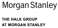 the hale group at morgan stanley