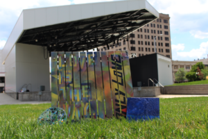 tiny table art auction fundraiser