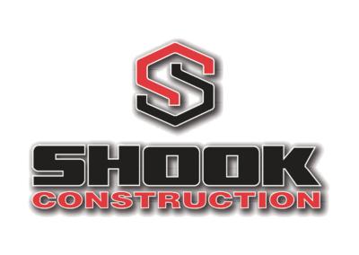 shook construction logo